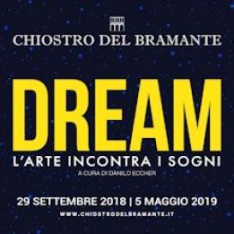 biglietti DREAM L'arte incontra i sogni