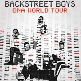 biglietti Backstreet Boys