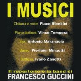 biglietti I Musici di Fancesco Guccini