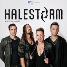 biglietti Halestorm