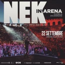 biglietti Nek
