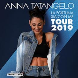 biglietti Anna Tatangelo