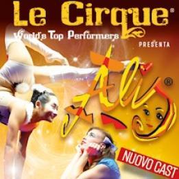 biglietti Le Cirque WTP - Nuovo Alis -