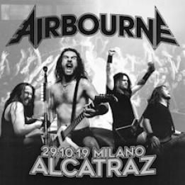 biglietti Airbourne