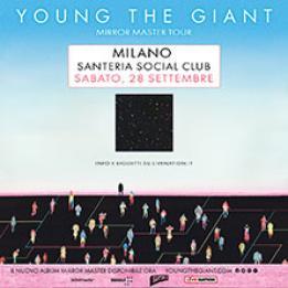 biglietti Young The Giant
