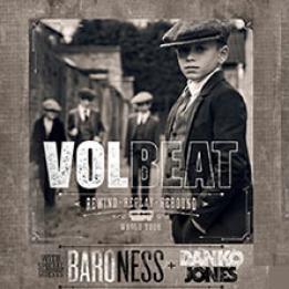 biglietti Volbeat
