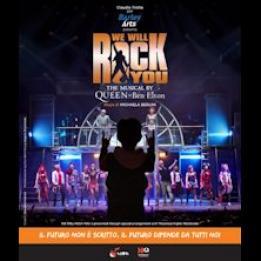 biglietti We Will Rock You