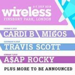 biglietti Wireless Festival