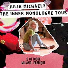 biglietti Julia Michaels