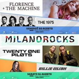 biglietti Milano Rocks