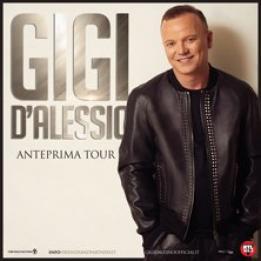 biglietti Gigi D alessio