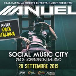 biglietti Anuel AA