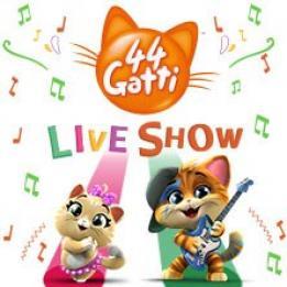 biglietti 44 Gatti Live Show
