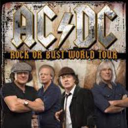 biglietti AC DC