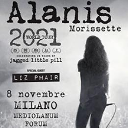 biglietti Alanis Morissette