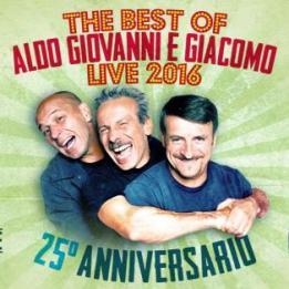 biglietti Aldo Giovanni e Giacomo
