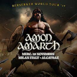 biglietti Amon Amarth