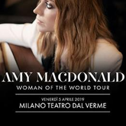 biglietti Amy Macdonald
