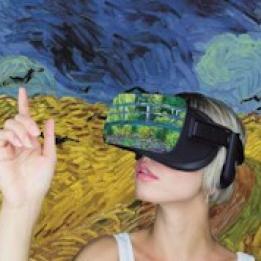 biglietti Arte Virtuale Van Gogh + Monet Experience