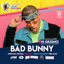 biglietti Bad Bunny