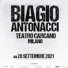 biglietti Biagio Antonacci