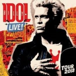 biglietti Billy Idol