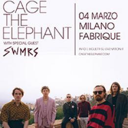 biglietti Cage The Elephant