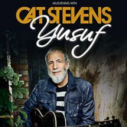 biglietti Cat Stevens