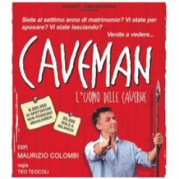 biglietti Caveman