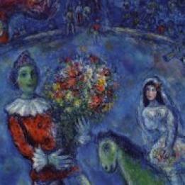 biglietti Chagall. Sogno d'amore