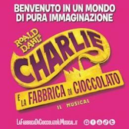 biglietti Charlie e la Fabbrica di Cioccolato