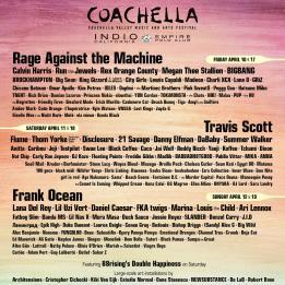 biglietti Coachella