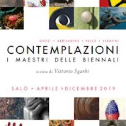 biglietti Contemplazioni a cura di Vittorio Sgarbi