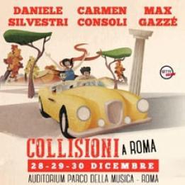 biglietti Daniele Silvestri, Max Gazze Carmen Consoli