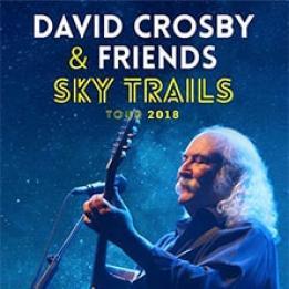 biglietti David Crosby