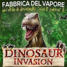 biglietti Dinosaur Invasion