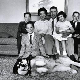 biglietti Elliott Erwitt. Family