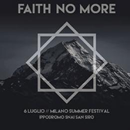 biglietti Faith No More