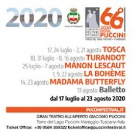 biglietti Festival Puccini