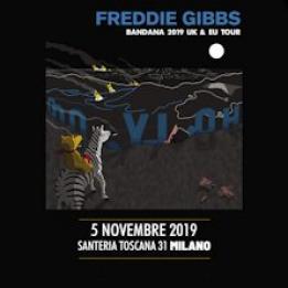 biglietti Freddie Gibbs