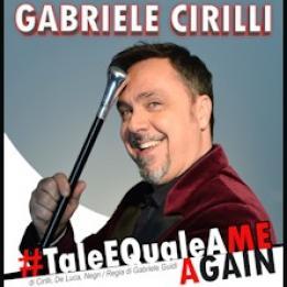 biglietti Gabriele Cirilli