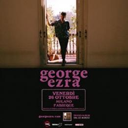 biglietti George Ezra