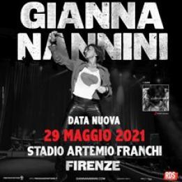 biglietti Gianna Nannini