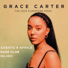 biglietti Grace Carter