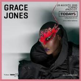 biglietti Grace Jones