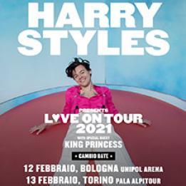 biglietti Harry Styles