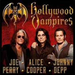 biglietti Hollywood Vampires