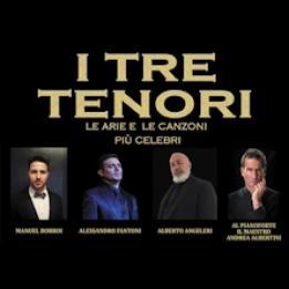 biglietti I Tre tenori