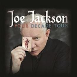 biglietti Joe Jackson