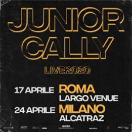 biglietti Junior Cally